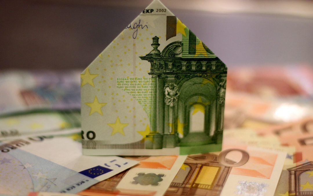 Les crédits immobiliers aux particuliers : les taux ont subi une forte baisse