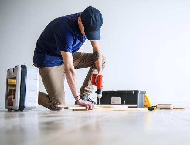 Les travaux prioritaires avant la vente d'un logement
